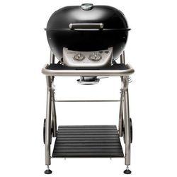 Ascona 570 chef edition - grill gazowy czarny marki Outdoorchef (ch)