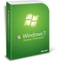 Windows 7 home premium, naklejka z kluczem (coa) 32/64 bit wyprodukowany przez Microsoft