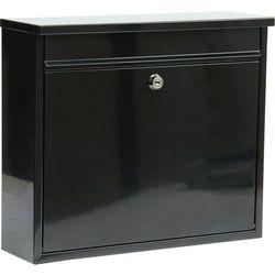 Vorel  skrzynka na listy 310 x 360 x 100 – czarna (78575) (5906083785757)
