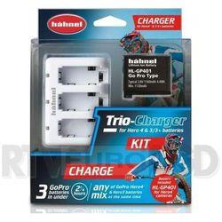 Hahnel  trio charger kit (hł trio charger kit) darmowy odbiór w 20 miastach!