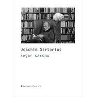 Zegar szronu - Joachim Sartorius