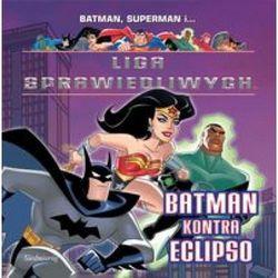 Liga Sprawiedliwych - Batman kontra Eclipso (kategoria: Książki dla dzieci)