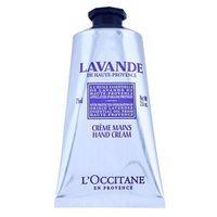 L'occitane L'occitane lavande krem do rąk i paznokci z masłem shea (origin lavender) 75 ml