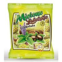 Miętowe Lubelskie z czekoladą 100g