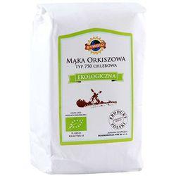 Mąka orkiszowa typ 750 chlebowa BIO 1kg - produkt z kategorii- Mąki