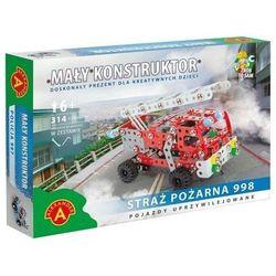 Mały konstruktor - Straż Pożarna (5906018016239)