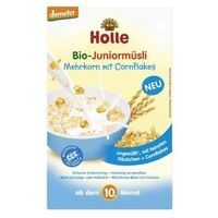 Holle Kaszka junior musli z corn flakes BIO (od 10 m-ca) 250 g