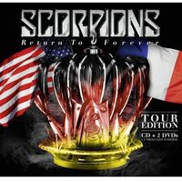 Return To Forever (Tour Edition) (CD+DVD) - Scorpions