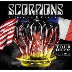 Return To Forever (Tour Edition) (CD+DVD) - Scorpions - sprawdź w wybranym sklepie