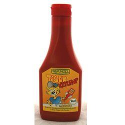 Ketchup dla dzieci TIGER 6x390ml BIO- RAPUNZEL, kup u jednego z partnerów