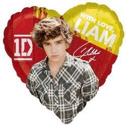 Balon foliowy One Direction - Liam - 47 cm - 1 szt.