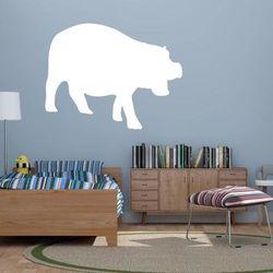tablica suchościeralna hipopotam 180
