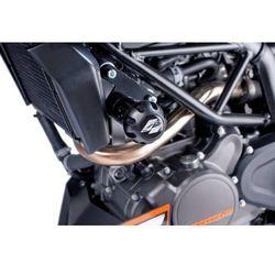 Crash pady PUIG do KTM Duke 125 11-15 / Duke 200 12-15 (czarne)