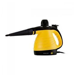 Oczyszczacz parowy 0,35l żółty marki Sencor
