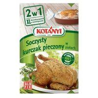 Mieszanka przypraw z workiem do pieczenia 2w1 soczyste udka z kurczaka 25 g kotányi marki Kotanyi
