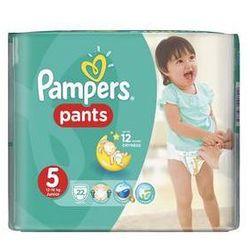 Pieluchomajtki Pampers Carry Pack 5, 22ks z kategorii Pieluchy jednorazowe