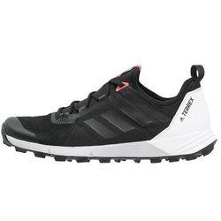 adidas Performance TERREX AGRAVIC SPEED Obuwie do biegania Szlak core black/white, czarny w 5 rozmiarach