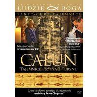 Praca zbiorowa Całun + film dvd (9788362377824)
