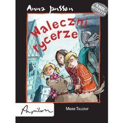 Emil detektyw Waleczni rycerze - Anna Jansson, książka z kategorii Książki dla dzieci