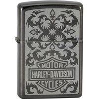 Zapalniczka ZIPPO Harley David Classic, Gray Dusk (Z26567)