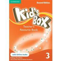 Kid's Box 3 Second Edition. Teacher's Resource Book + Online Audio (9781107666474)