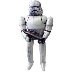 Chodzący balon foliowy Storm Trooper - 83 x 177 cm - 1 szt. (0026635304016)