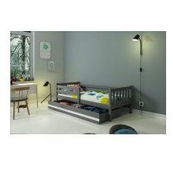 Łóżko Karino z materacem 80x190 cm, 2417