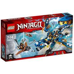 Lego Ninjago Smok Jaya 70602 z kategorii: klocki dla dzieci