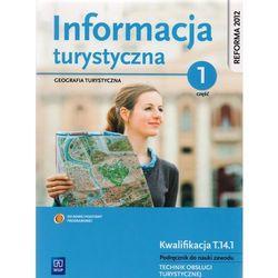 Informacja turystyczna część 1. Geografia turystyczna., pozycja wydawnicza