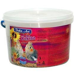 DAKO-ART Kokino - Pełnowartościowy pokarm dla nimf 1l