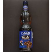 Syrop do kawy  karmelowy marki Fabbri
