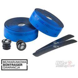 Owijka Gel Grip do kierownic Bontrager niebieska - Niebieski - produkt z kategorii- rogi i chwyty do kierownic