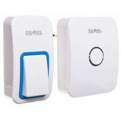 Zamel Dzwonek bezprzewodowy samba st-950 przycisk bezbateryjny