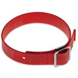 Zapasowy pasek do długiej rękawicy metalowej, czerwony   GIESSER, 9593