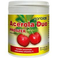 Sanbios Acerola Duo 200g - sprawdź w wybranym sklepie