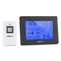 Bergen stacja pogodowa sterowana radiowo baterie alarm czujnik zewnętrzny (4260457481531)