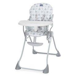 Krzesełko Pocket Meal Light Grey (8058664074921)