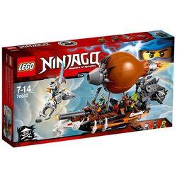 Ninjago Piracki Sterowiec 70603 marki Lego [zabawka]