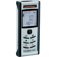 Dalmierz laserowy Laserliner Pocket 080.945A, Zakres (maks.) 40 m, 080.945A
