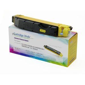 Toner cw-k5150yn yellow do drukarek kyocera (zamiennik kyocera tk-5150y) [10k] marki Cartridge web