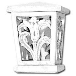Lampa betonowa, lampa ogrodowa bez podstawy 43cm