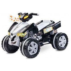 Toyz Raptor duży Quad na akumulator black nowość 2016 (dziecięcy pojazd elektryczny)