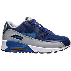 "Buty Nike Air Max 90 (PS) ""Deep Royal Blue"" (724825-404) - Na co dzień 