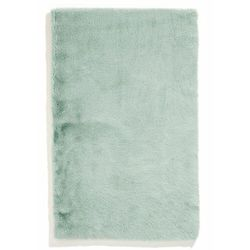 Dywaniki łazienkowe z miękkiego materiału bonprix szałwiowy