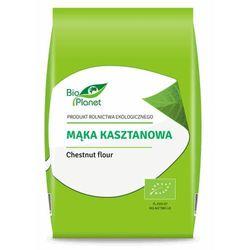 Mąka kasztanowa 250g bio eko -  od producenta Bio planet
