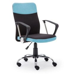 Obrotowe krzesło do biura topic marki Halmar