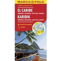 MARCO POLO Kontinentalkarte Karibik 1:2 500 000