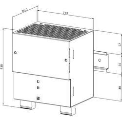 Zasilacz na szynę DIN WAGO 787-633, 48 V/DC (SELV), 5 A, 240 W (4045454447458)