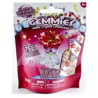 Zestaw Gemmies Kwiatek 75 elementów - TM Toys