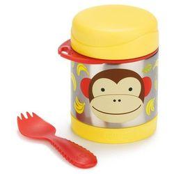 termos zoo 325 ml małpa marki Skip hop